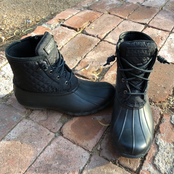 Sperry Boots Sweetwater Duck Boot